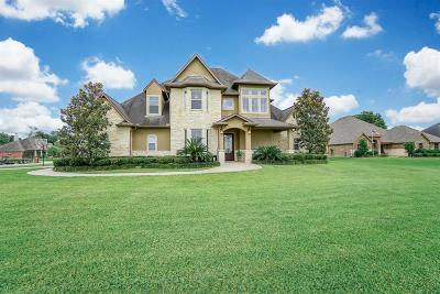 Rosenberg Single Family Home For Sale: 3003 River Ranch South Drive