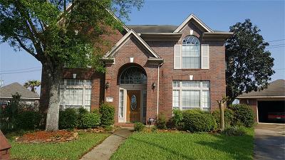 La Porte Single Family Home For Sale: 10925 Fairwood Drive