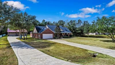 Alvin Single Family Home For Sale: 3769 County Road 962
