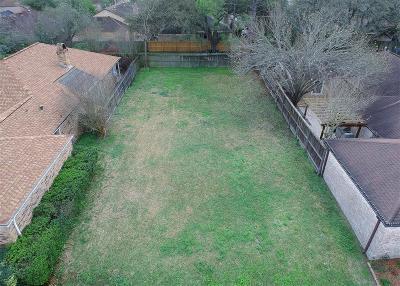 Houston Residential Lots & Land For Sale: 7831 Bankside Drive