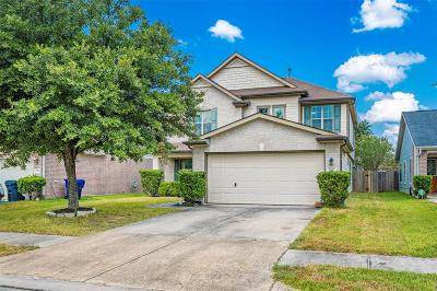 Spring Single Family Home For Sale: 3307 Legends Garden Drive