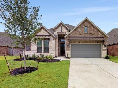 New Caney Single Family Home For Sale: 18972 Columbus Mill Drive