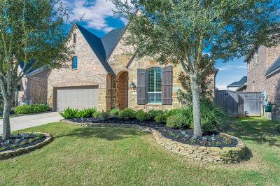 Fulshear Single Family Home For Sale: 5110 Rollingwood Oak Lane