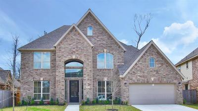 New Caney Single Family Home For Sale: 23335 Hillsview Lane
