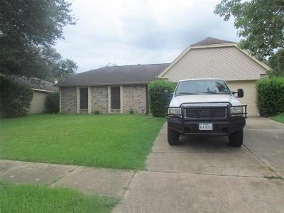 Richmond Single Family Home For Sale: 1111 Tanglewild Lane