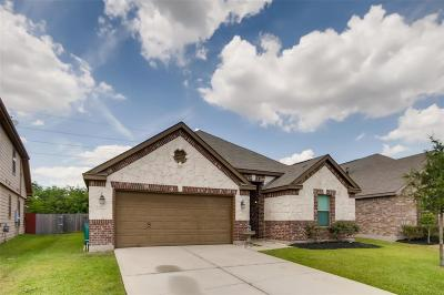 Katy TX Single Family Home For Sale: $219,000