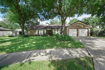 Houston TX Single Family Home Pending: $200,000