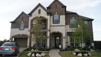 Cypress TX Single Family Home For Sale: $525,000