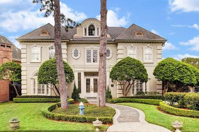 Houston Single Family Home For Sale: 47 W Terrace Drive