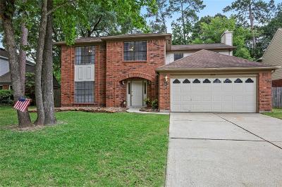 Kingwood Single Family Home For Sale: 3519 Creek Manor Drive