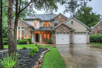 The Woodlands Single Family Home For Sale: 34 Rymwick Court