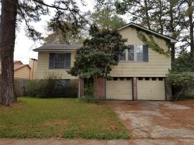 Spring Single Family Home For Sale: 23303 Dew Wood Lane