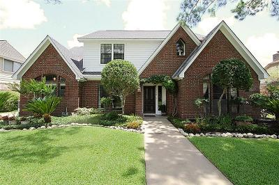 Single Family Home For Sale: 15730 Sweetwater Creek