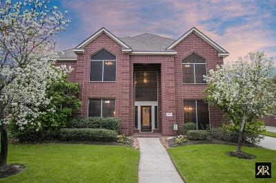 Tomball Single Family Home For Sale: 11927 Canyon Timbers Dr Drive