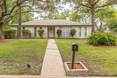 Friendswood Single Family Home For Sale: 16902 Hibiscus Lane