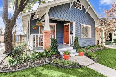 Houston Single Family Home For Sale: 1112 W Cottage Street