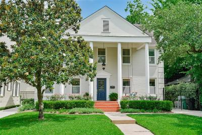 Houston Single Family Home For Sale: 2316 Albans Road
