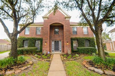 Single Family Home For Sale: 17910 Shady Bridge Court