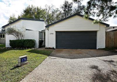 Houston Single Family Home For Sale: 12800 Briar Forest #176