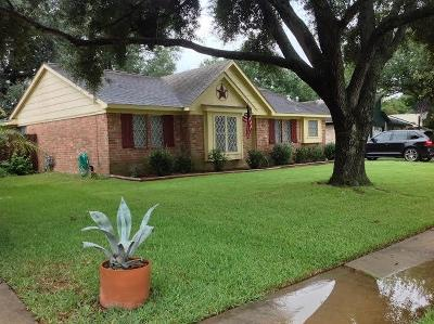 Katy Single Family Home For Sale: 22143 N Fork Drive