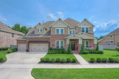 Galveston County, Harris County Single Family Home For Sale: 79 N Thatcher Bend Circle