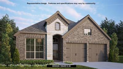 Tomball Single Family Home For Sale: 24402 Morningside Terrace Court