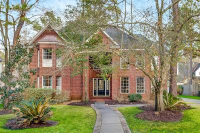 The Woodlands Single Family Home For Sale: 46 Spotted Deer Drive