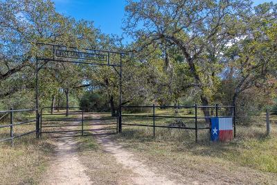 Colorado County Farm & Ranch For Sale: 2059 Cr 230