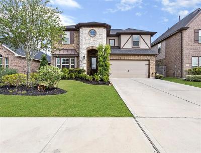 Fulshear Single Family Home For Sale: 28110 Laurel Garden Lane