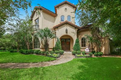 The Woodlands Single Family Home For Sale: 62 Angelique Way