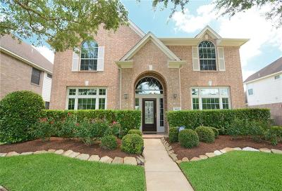 Katy Single Family Home For Sale: 2015 Blue Water Bay Drive