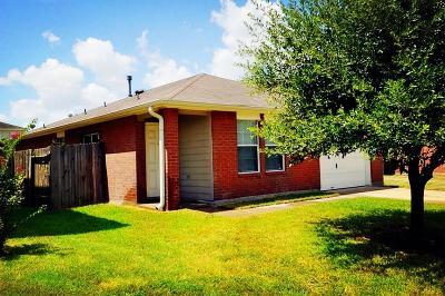 Harris County Rental For Rent: 7319 Enchanted Creek Drive