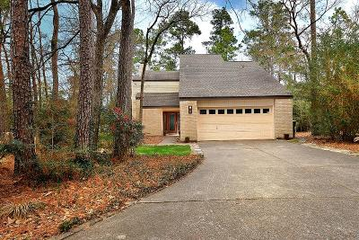 The Woodlands Single Family Home For Sale: 52 N Autumnwood Way