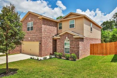 Conroe Single Family Home For Sale: 7655 Glaber Leaf Road