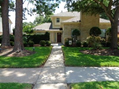 Sugar Land Single Family Home For Sale: 2731 Pepper Wood Drive