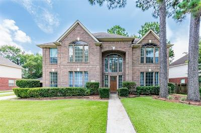 Summerwood Single Family Home For Sale: 14302 Hartshill Drive
