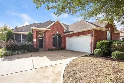 Conroe Single Family Home For Sale: 22981 Woodside Estates Lane
