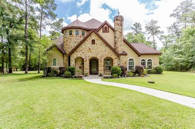 Magnolia Single Family Home For Sale: 40222 Brownwood Court