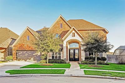 Katy Single Family Home For Sale: 2819 Carriage Hollow Lane
