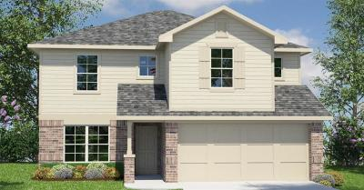Tomball Single Family Home For Sale: 23718 Water Hickory