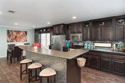 Alvin Single Family Home For Sale: 4930 Graves Road