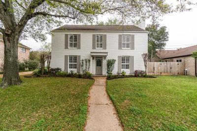 Houston Single Family Home For Sale: 11502 Cedar Creek Drive