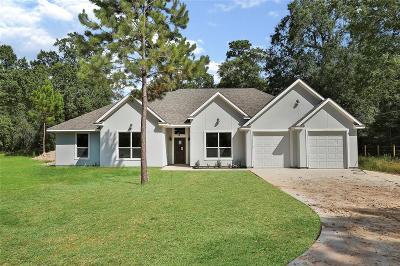 Shepherd Single Family Home For Sale: 370 Oak Fork Drive