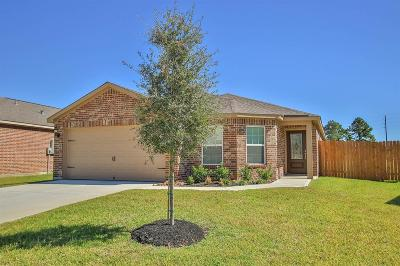 Hockley Single Family Home For Sale: 22735 Overland Bell Drive