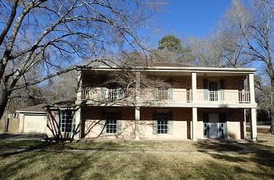 Conroe Single Family Home For Sale: 546 Robert E Lee Drive