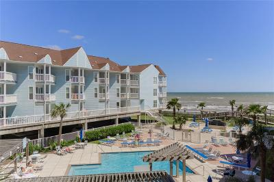 Galveston Condo/Townhouse For Sale: 10811 San Luis Pass Road #1218