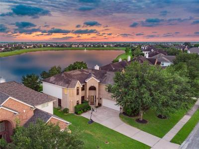 League City Single Family Home For Sale: 2146 Brittany Colony Drive