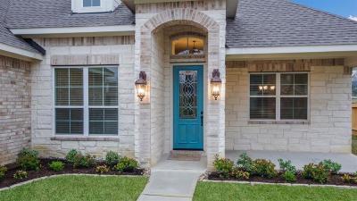 Hockley Single Family Home For Sale: 24923 Shady Oak Drive