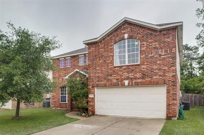 Tomball Single Family Home For Sale: 18334 Madisons Crossing Lane