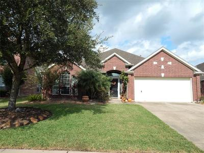 Pearland Rental For Rent: 8817 Sunforest Lane